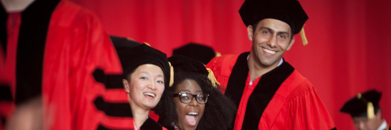 Graduate Student Fellowships Logo
