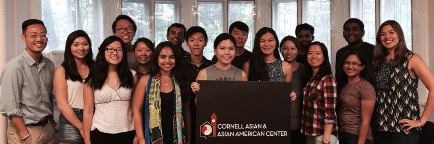 Asian and Asian American Center (A3C) Logo