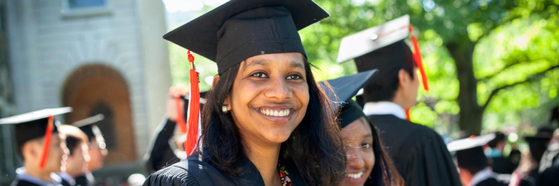 A&S Undergraduate Scholarships Logo