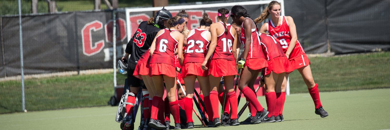 Field Hockey: One Day. One Team. One Goal. Logo