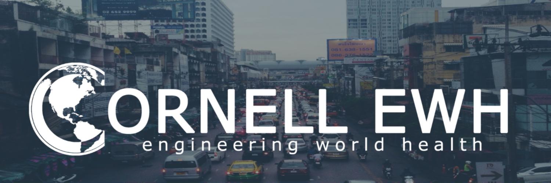 Cornell Engineering World Health Logo
