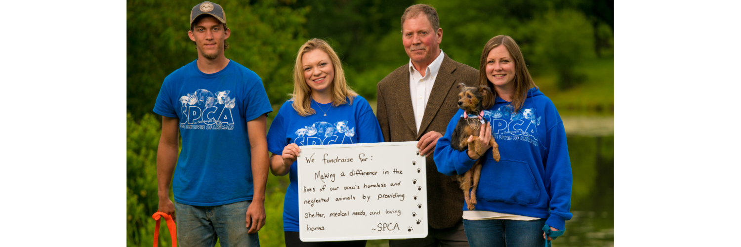 Give to SPCA of Cattaraugus County | NYGivesDay