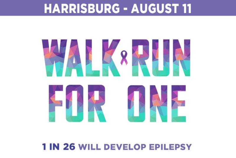 EAWCP: 16th Annual Harrisburg Fun Run/Walk for Epilepsy | GiveGab