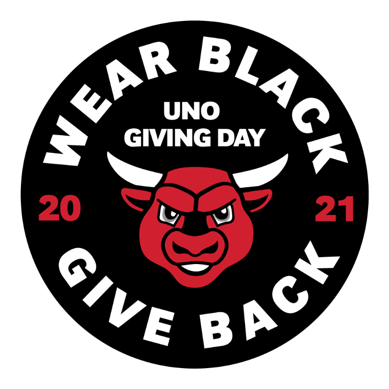 Wear Black, Give Back: UNO Giving Day