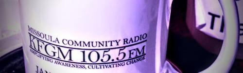 Missoula Community Radio - KFGM