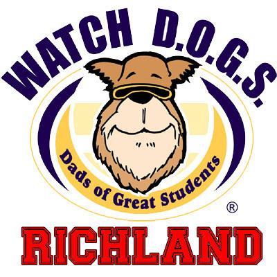 Richland watchdogs logo