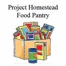 Project Homestead Food Pantry