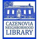 Cazenovia Neighborhood Library, inc.