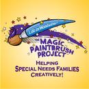 The Magic Paintbrush Project  - Life Is Washable, Inc.