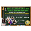 Eric Mantel's Save the Music Guitar Program