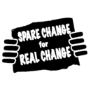 Spare Change for Real Change