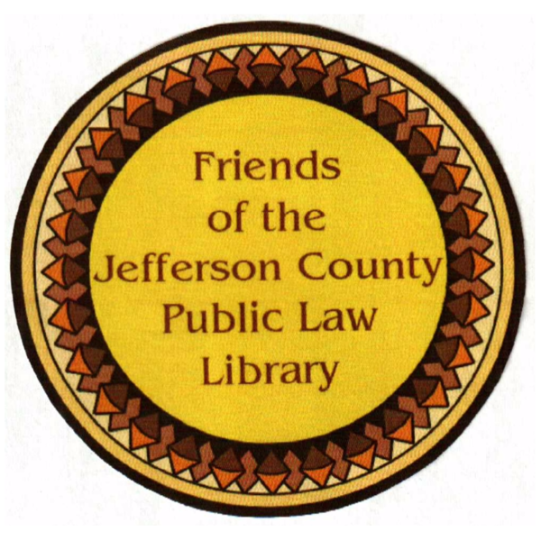 give to friends of the jefferson county public law library give for