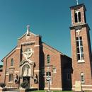 Sacred Heart Church (Cut Off)