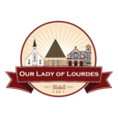 Our Lady of Lourdes Church in Slidell
