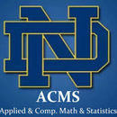 Department of Applied and Computational Mathematics and Statistics (ACMS)