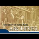 Notre Dame Archives