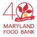 Maryland Food Bank- Western Branch