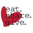 Eat. Share. Give.