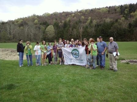 Arbor day group 2011