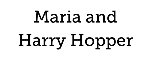 Maria and Harry Hopper